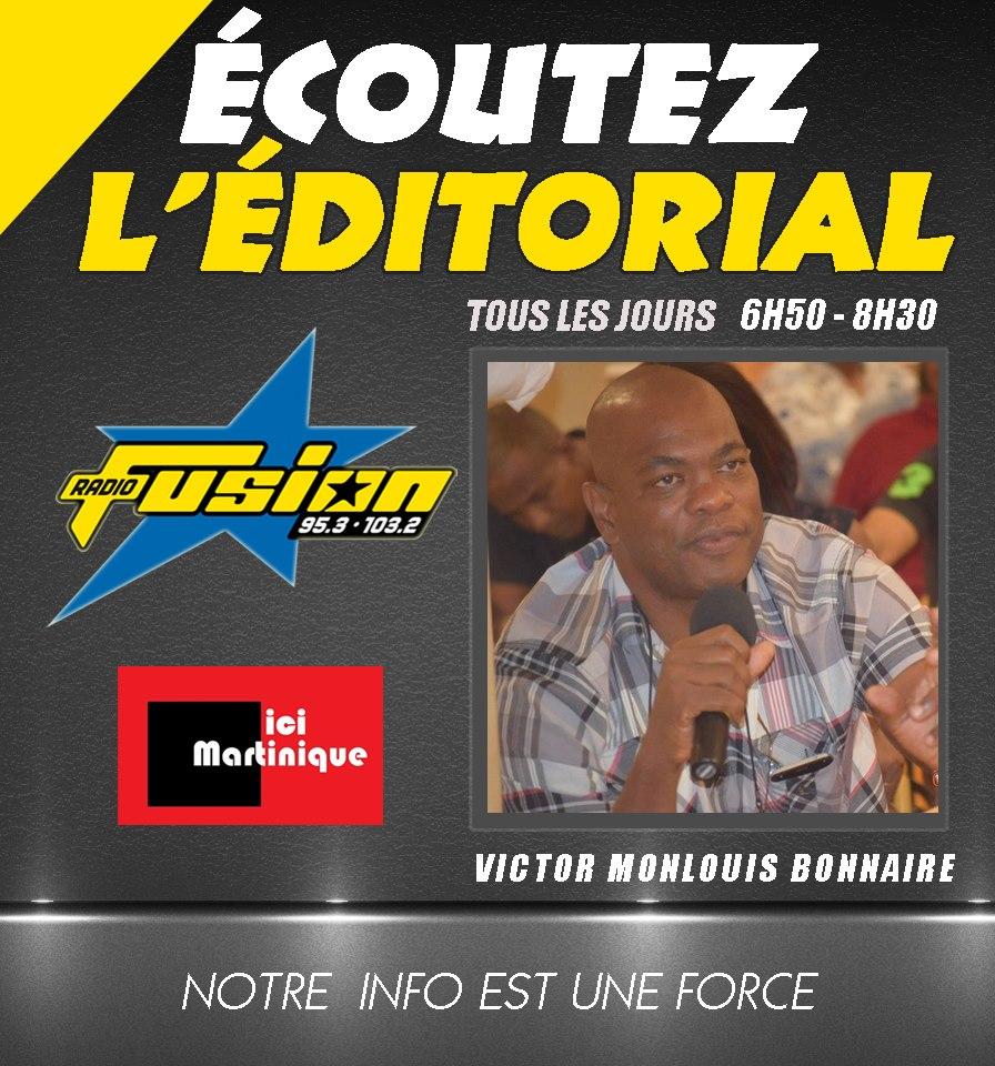 Editorial du Jour / Garcin Malsa l'indépendance est derrière lui !