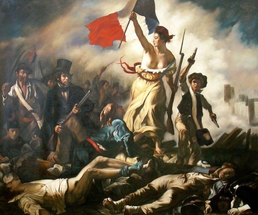 Quand il nous reste trois révolutions à faire...Rédigé par Emmanuel de Reynal
