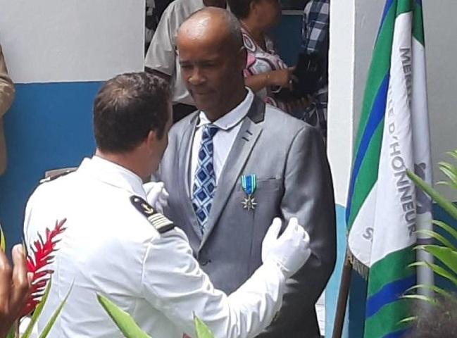 GEORGES-HENRY LAGIER Chevalier de l'ordre du Mérite Maritime