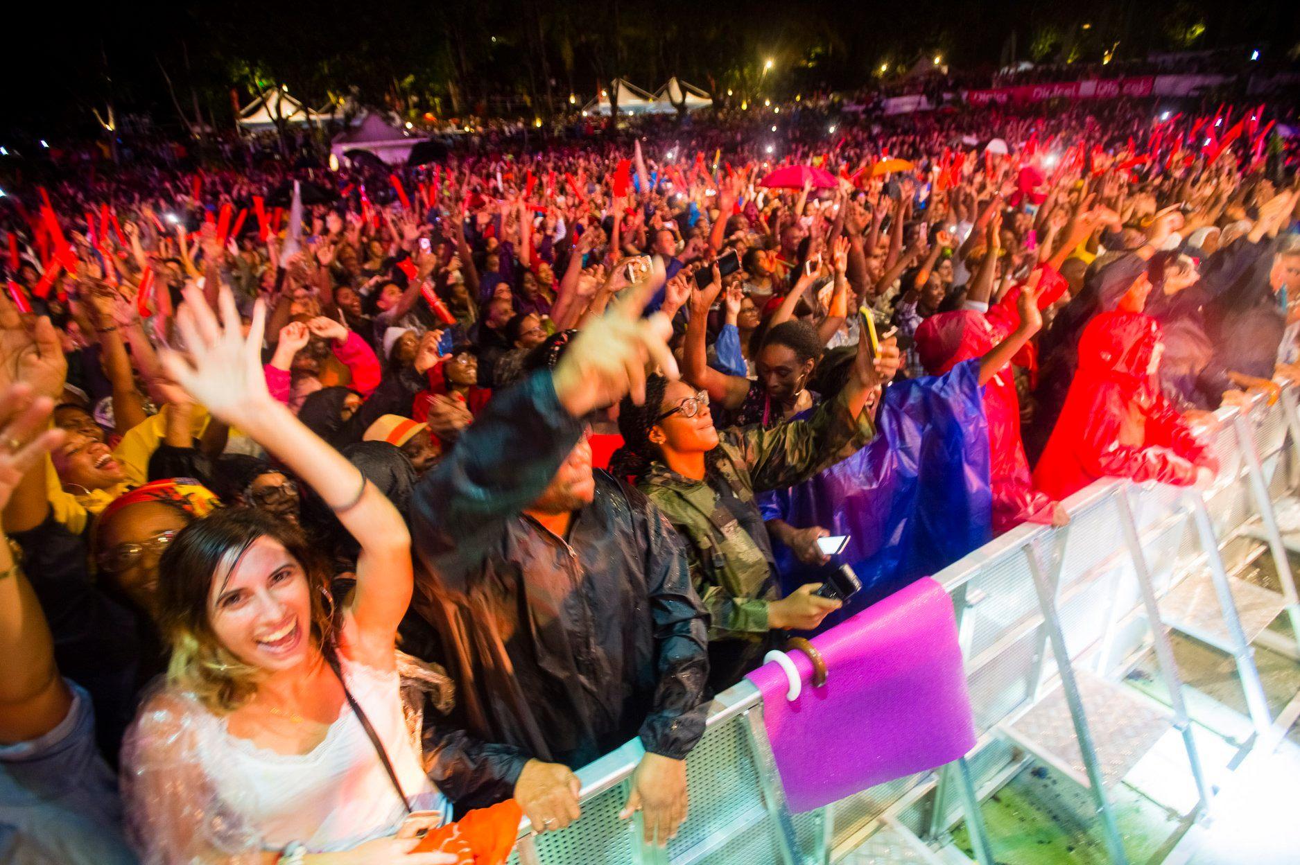 Un rêve comme venu d'ailleurs ! Photo collection Digicel
