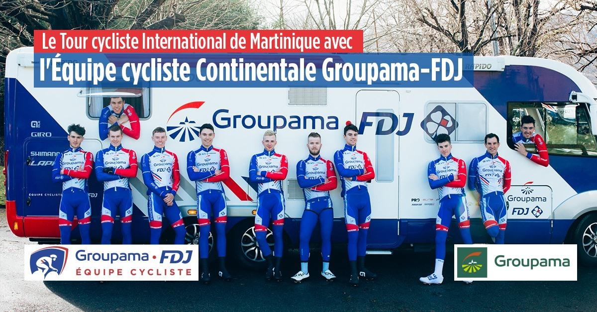 Groupama FDJ / ce que personne ne veut reconnaître.