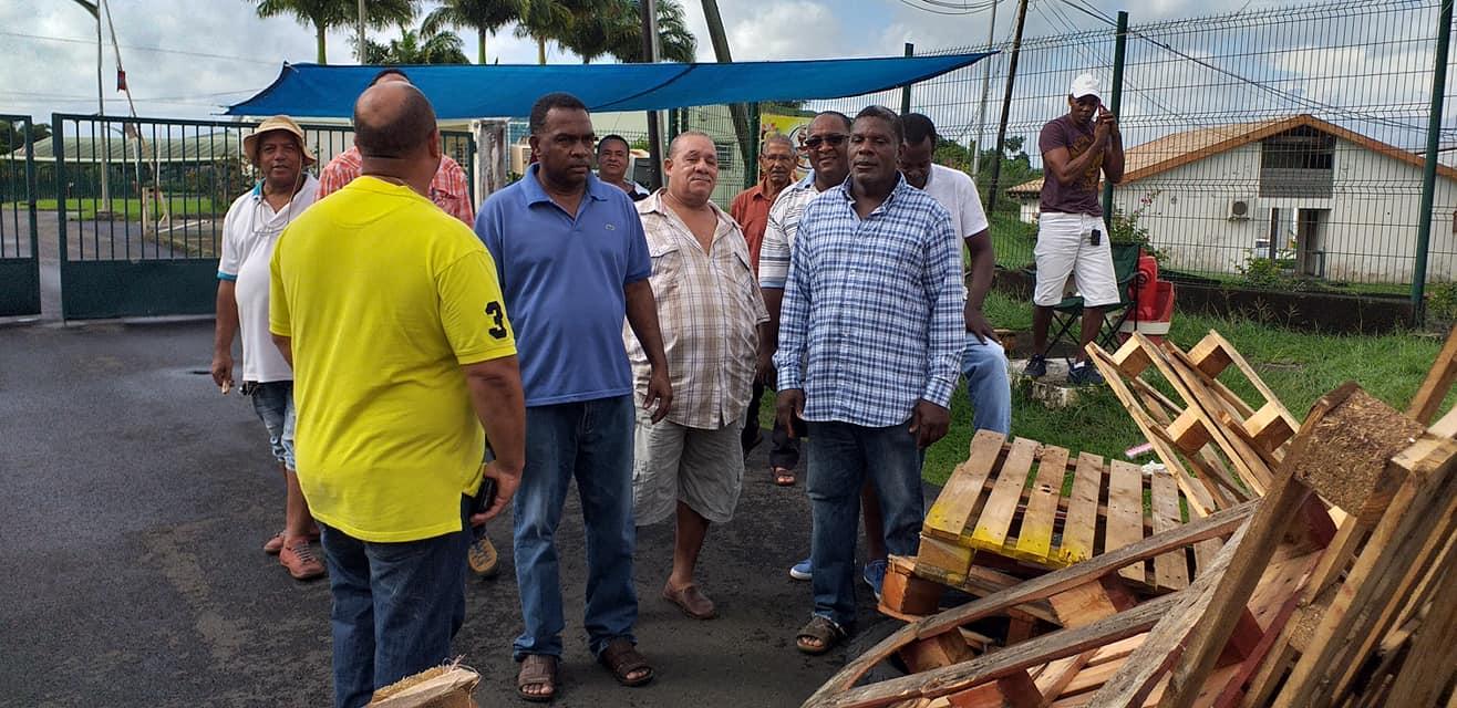 Les artisans bouchers ont repris le travail ce lundi 7 Octobre 2019 .