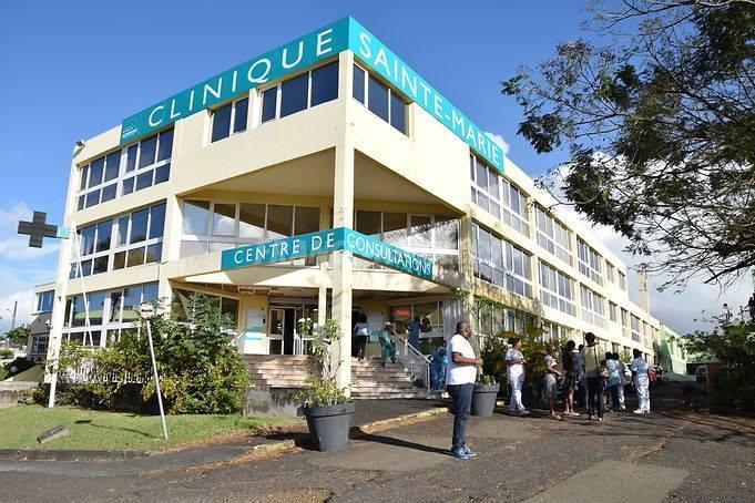 La clinique Sainte-Marie est reprise par la clinique Saint-Paul !