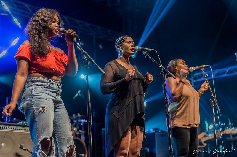 RETOUR SUR ÉVÉNEMENT : Les Photos du concert Third World et Tanya Stephens