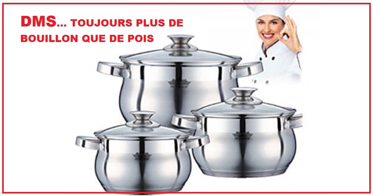 Quand Daniel Marie-Sainte devenait camelot entre casseroles et fait tout !