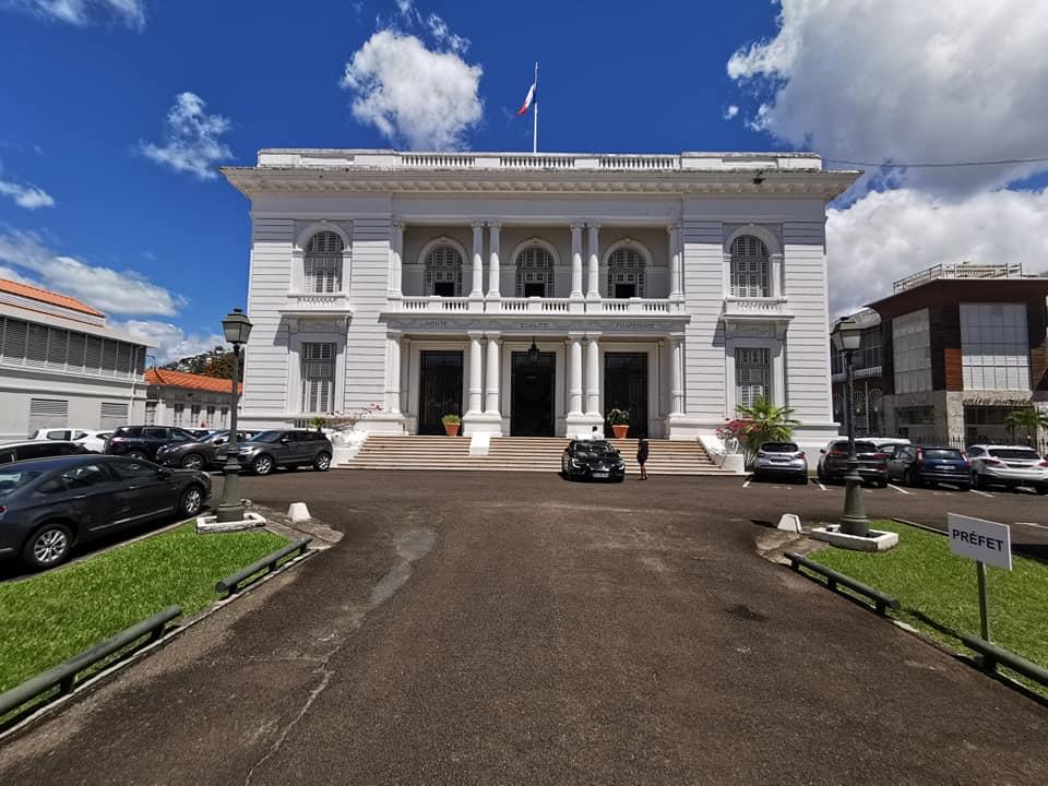 Aujourd'hui 20 /03/ 2020 le point sur la situation en Martinique  !