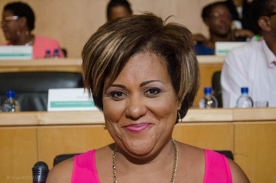 Catherine Conconne Sénatrice de la Martinique