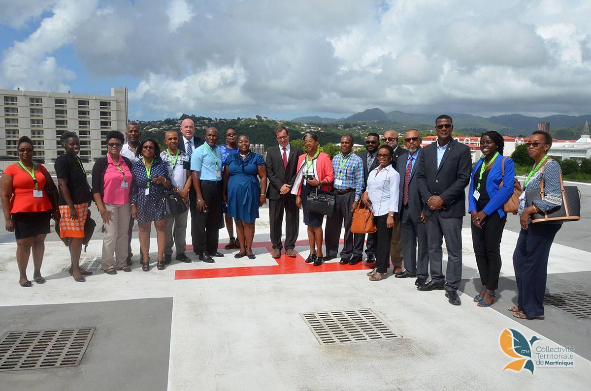 La coopération caribéenne dans la santée une réalité