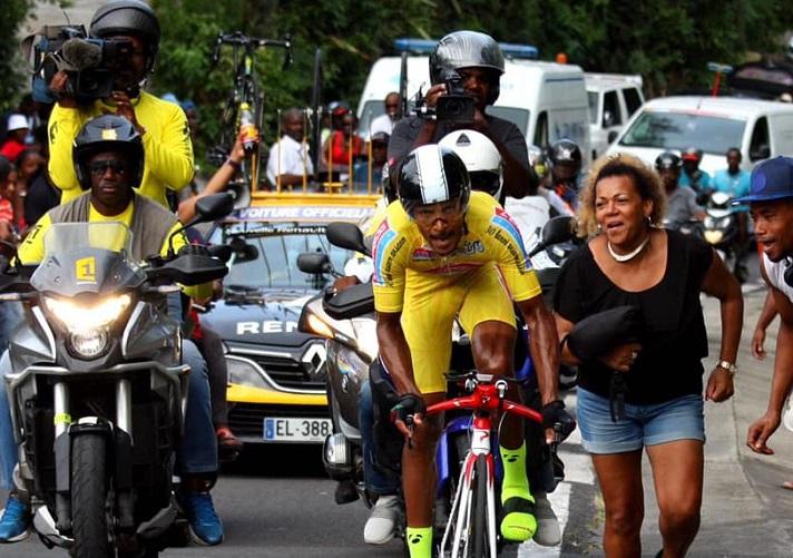 12 juillet 2020, c'était le grand retour de Boris Karen sur les routes de Guadeloupe !
