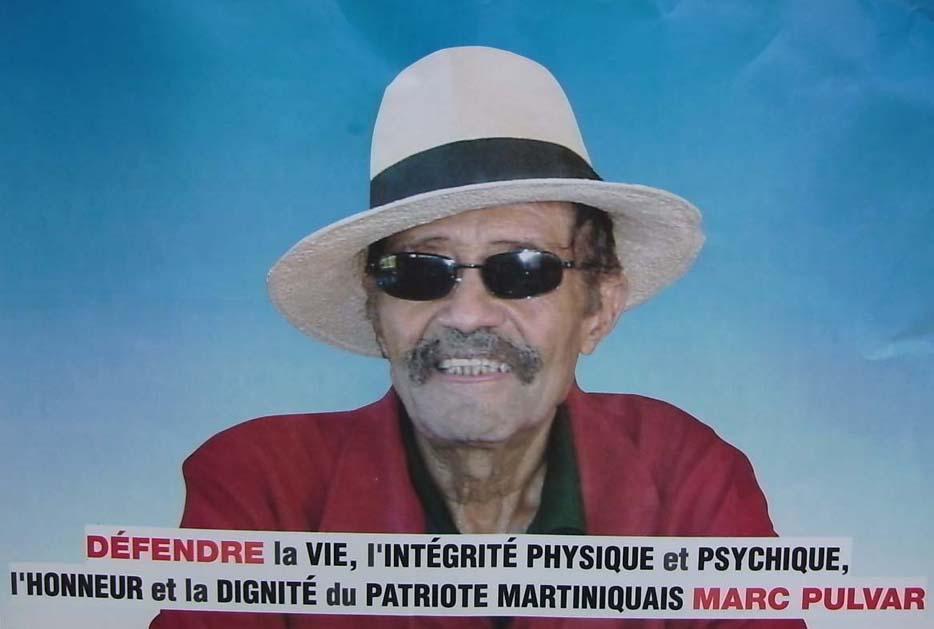 Marc Pulvar est mort des suites d'un cancer