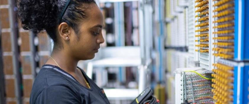 Schœlcher en Martinique devient la première ville entièrement fibrée des Antilles-Guyane