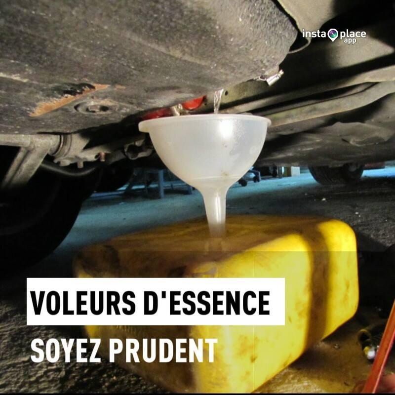 Inacceptable! Les pétroliers menacent de reprendre leur station en gestion directe si le décret passe. C'est tout simplement un chantage inacceptable!(Eric Rayapin Jocelyn Sapotille)