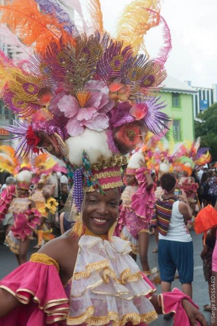 WORLD CARNIVALBOOK c'est le nom d'une manifestation lancée sur internet depuis la Martinique.
