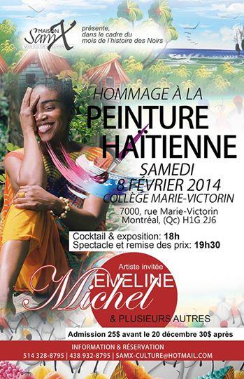 Emeline Michel sera en concert le 8 février 2014 à Montréal