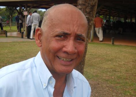 Rodolphe DÉSIRÉ élu au MARIN