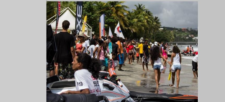 La Martinik cup est une manifestation sportive motonautique