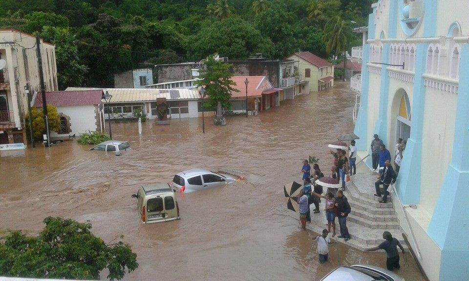 Inondations : les services régionaux mobilisés