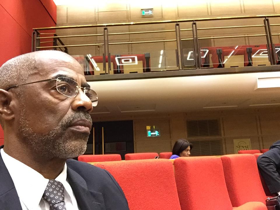 Maurice ANTISTE Sénateur de la Martinique réagit