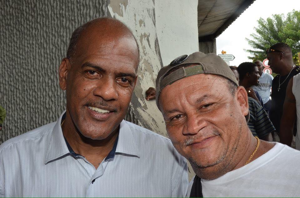 Sale ambiance en Martinique depuis le résultat des élection de la CTM