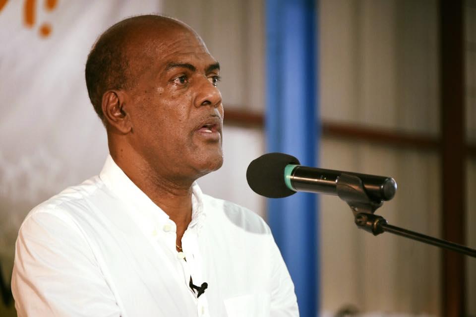 Les voeux de Serge Letchimy, Député de la Martinique