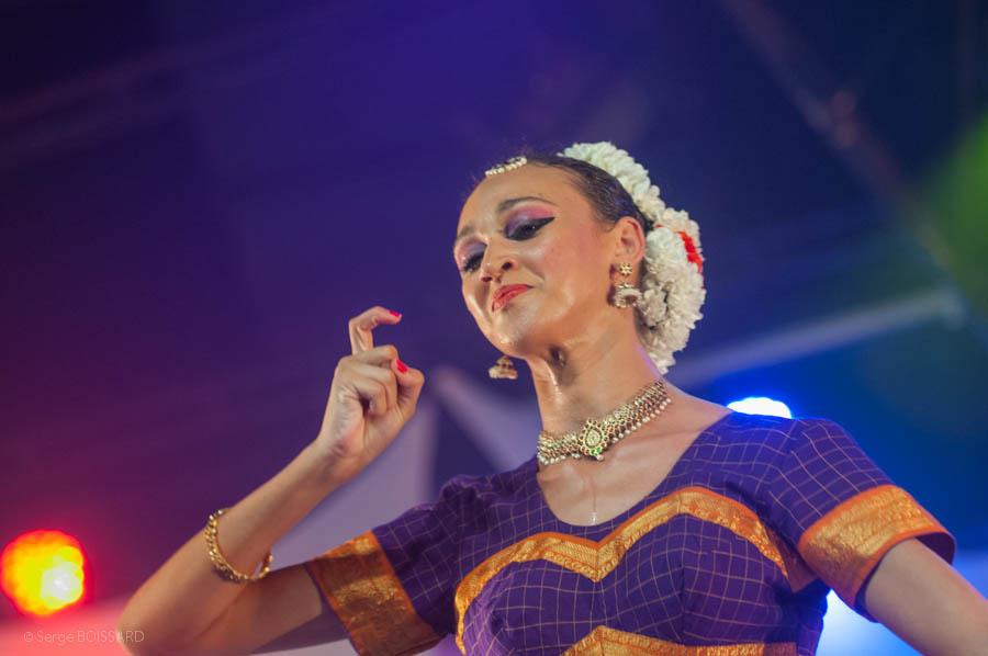 Festival de Fort de France l'Inde prend le pouvoir. Les photos de Serge BOISSARD.