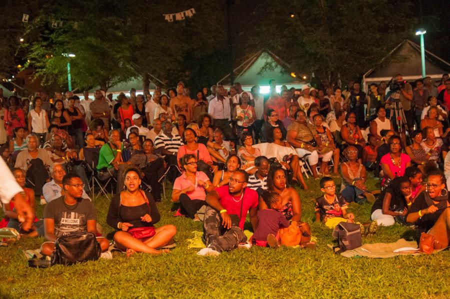 Festival Culturel de Fort de France  VIRGAL et ORLANE - MANOLINO Simonet