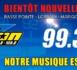 Radio Fusion aura une nouvelle fréquence pour le nord de la Martinique.