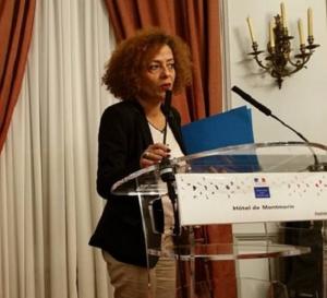 Barbara JEAN ELIE  N'est plus au cabinet de la ministre des outre-mer