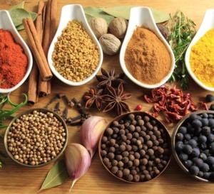 LU POUR VOUS: Des herbes et épices contiennent une variété d'antioxydants, permettant une protection reconnue contre la maladie.