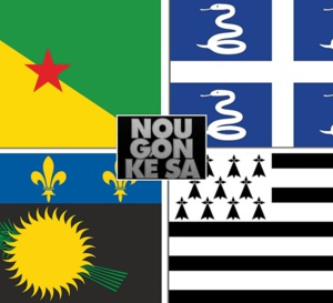 Guyane: Les Antilles regardent, la Bretagne prend position