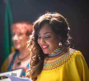 Ludivine Rétory un talent Martiniquais, reconnu au plus haut niveau.