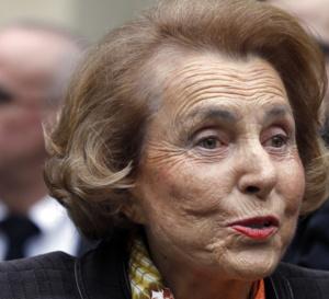 LU POUR VOUS / Liliane Bettencourt est décédée à l'âge de 94 ans