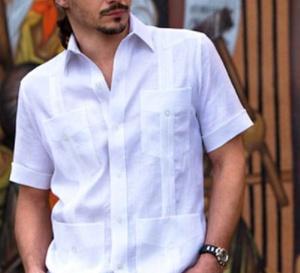 Connaissez vous la Guayabera La chemise cubaine?