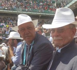 Sa ki pa kontan toufé : Chabin est à Roland Garros !