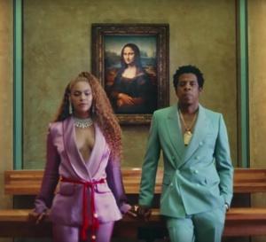 Beyoncé et Jay-Z tournent un clip qui se déroule à l'intérieur du musée du Louvre