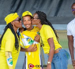 Tour de Guadeloupe: Mayo la ka rété a kaz : La troisième étoile de Boris Carène!