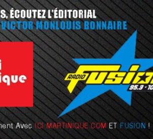 L'éditorial de Victor Monlouis-Bonnaire: C'est reparti sur Radio Fusion .
