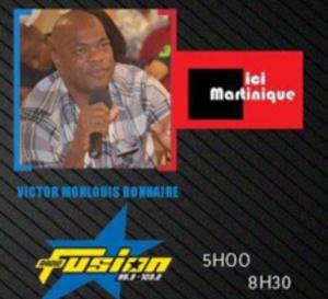 Editorial du Jour / Politique Martiniquaise l'heure du Big One approche !
