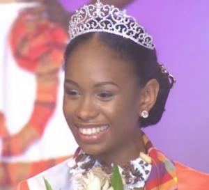 Olivia Luscap, la Robertine est élue MISS MARTINIQUE !