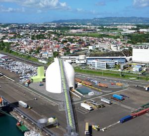 EXCLUSIF : Mise en service industriel de la centrale 100 % bagasse/biomasse Galion 2 en Martinique.