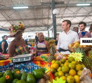 Emmanuel Macron a-t-il dénoyauté la gauche martiniquaise?