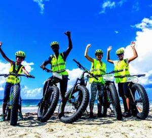 Ils veulent des pistes cyclables en Martinique #giletsjaunespistescyclablesmartinique
