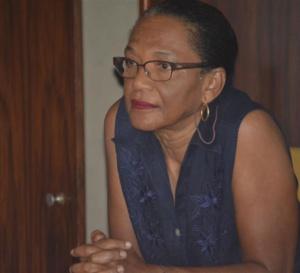 Josette AUGUSTIN, déléguée régionale aux droits des femmes affectée au ministère du temps libre !