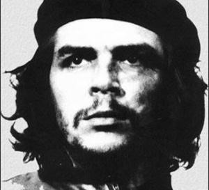 Viva el Che y los Rolling Stones.