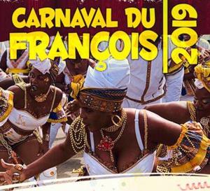 Programme du carnaval 2019 au François / Jour Gras