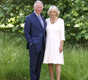40 ans d'indépendance de Sainte-Lucie / Charles et Camilla se rendent à Sainte-Lucie et dans la Caraïbe.