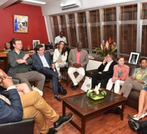 Anne Hidalgo en Martinique, un passage souhaitable vers tout projet présidentiel ?