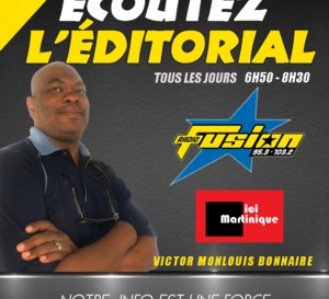 Editorial du Jour / Daniel Marie Sainte ,qui boycotte qui ? diffusion mercredi
