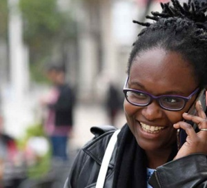 Sibeth Ndiaye... La porte Parole du gouvernement Macron que MAKACLA.COM connait bien.