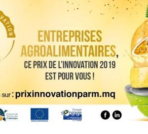 Le prix de l'innovation du PARM 2019 est pour vous ! Inscrivez vous maintenant !